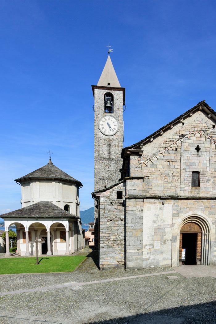 Chiesa prepositurale di Baveno